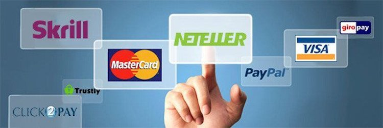 Deposit & Withdrawal Method Offered By Betway Casino