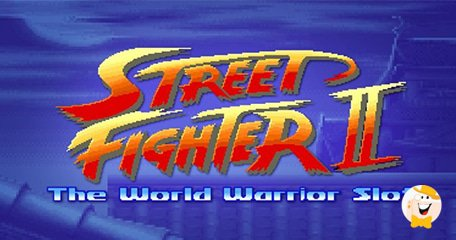 NETENT'S STREET FIGHTER 2