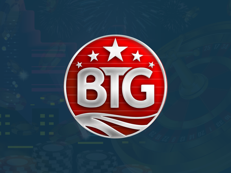 About Big Time Gaming