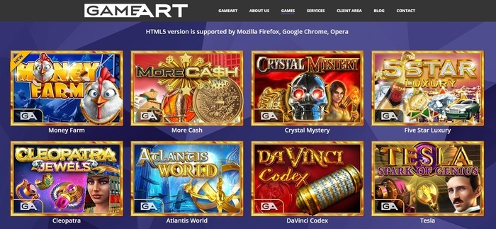 Game Art Casinos To Play In india