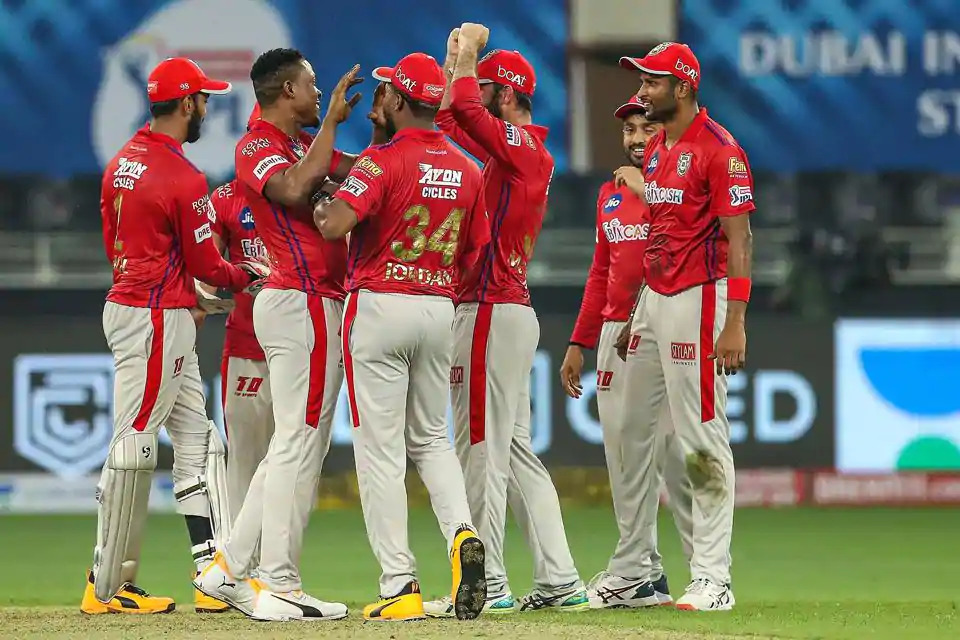 KXIP defeated by RCB by a 97-runs margin