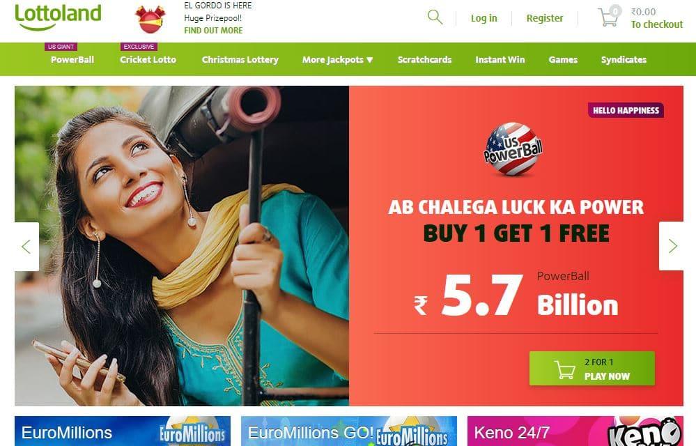Lottoland Online Lottery