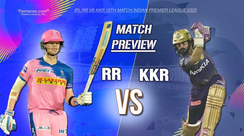 RR vs KKR Preview Prediction