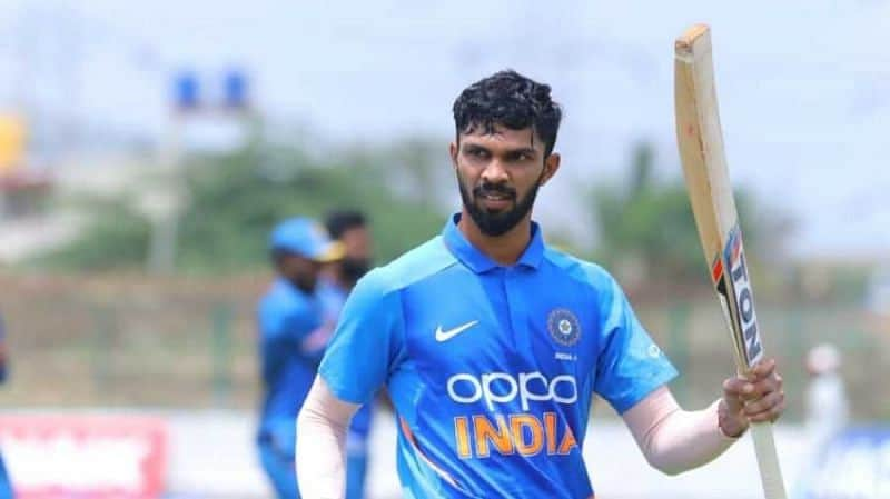 Ruturaj Gaikwad tested positive for COVID-19