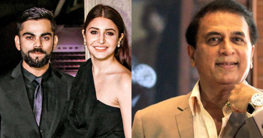 Sunil Gavaskar slammed by Anushka Sharma for making nasty comments