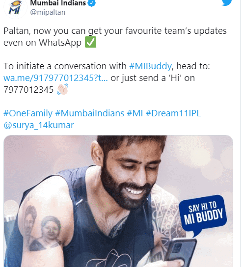 mumbai tweet
