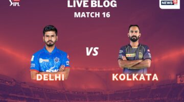 DC vs.KKR; who will win the 16th Match of IPL 2020