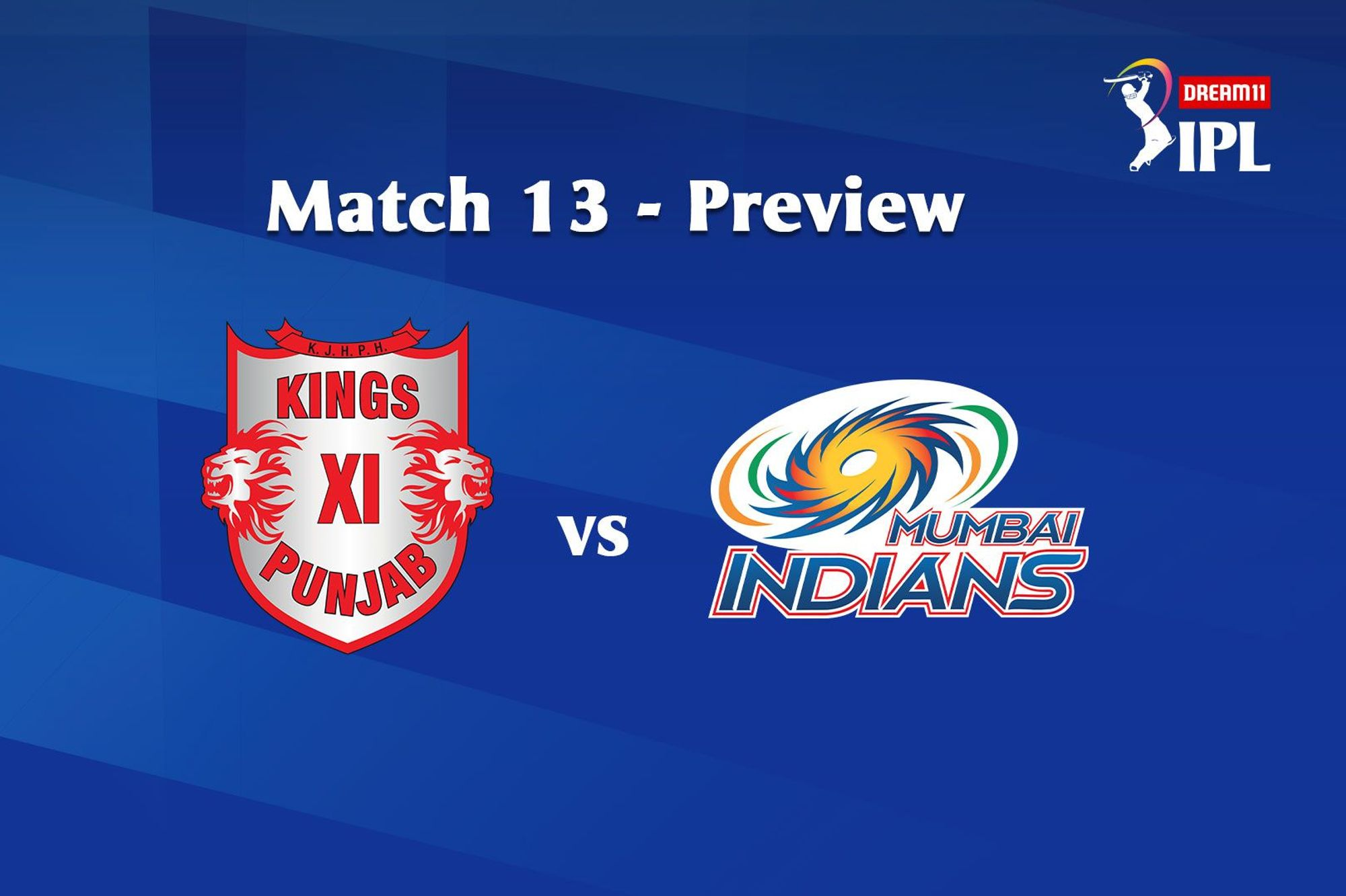 IPL 2020, Match 13 Preview: KXIP vs. MI; Who will win the match today