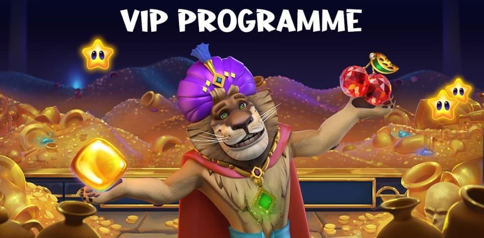 JungleRaja 's Procedure to join the VIP Program