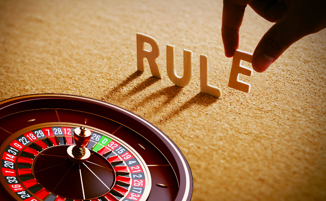 Basic Rules to play Roulette