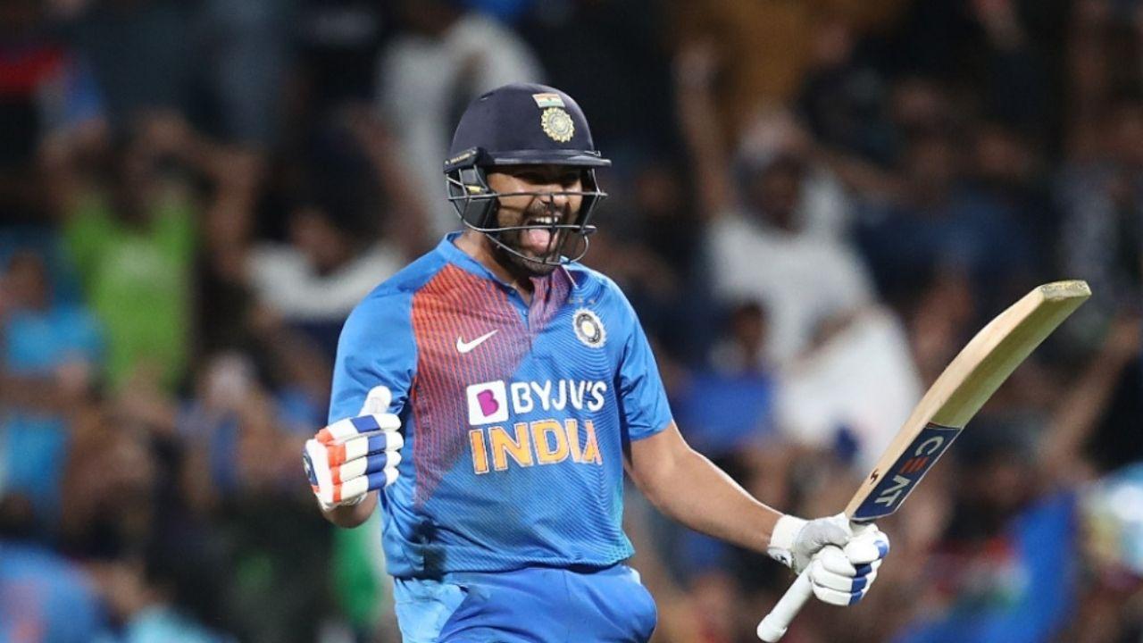 Mumbai Indians- Rohit Sharma( captain)