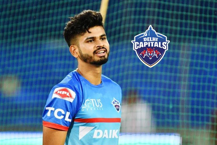 Delhi Capitals- Shreyas Iyer( Captain)
