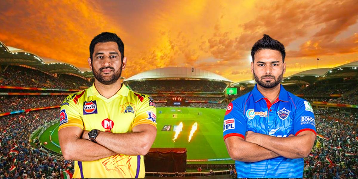 CSk VS DC in IPL 2021