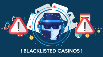 How to Identify a blacklisted Casino
