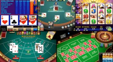 games can you play at online casinos