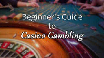 Beginners guide to online gambling