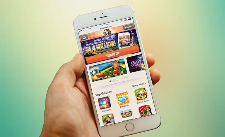असली पैसे वाली मोबाइल कैसीनो ऐप्स