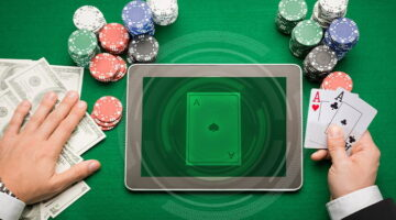 Is online gambling allowed through foreign websites