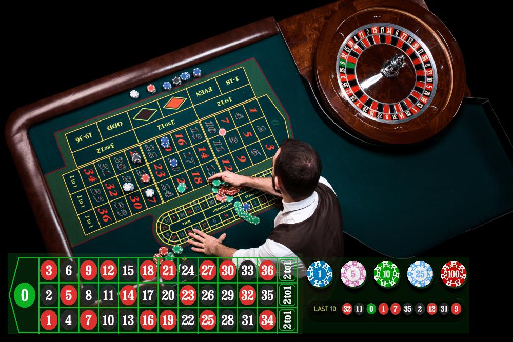Roulette- The Mini Wheel game