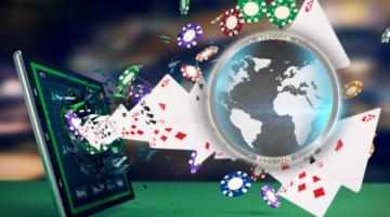The online gambling industry